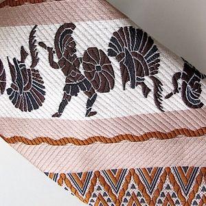 Vintage Habano Spartan Warrior Tie Italian Made